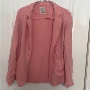 Aritzia Talula Pink Kent Blazer